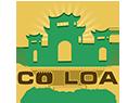 Logo du lịch cổ loa
